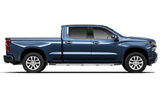 Silverado® High Country